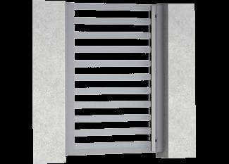 Eco - Aluminium Pforten (Gartentüren)